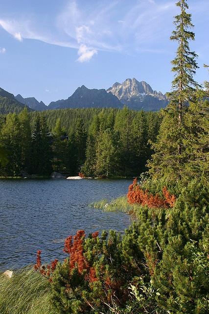 Slovakia's Alps http://www.travelbrochures.org/266/europa/vacationing-in-slovakia