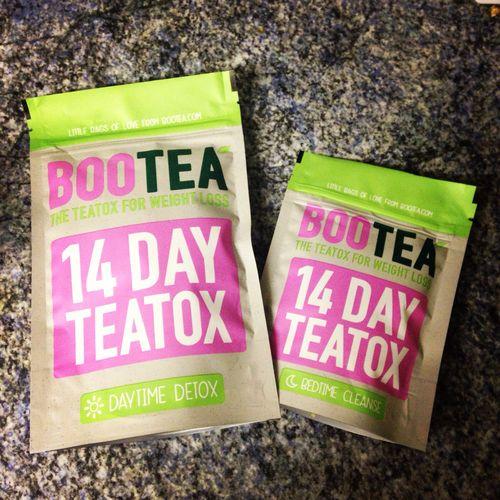 Bootea Detox Teatox Cleanse