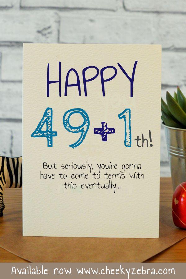49 1th Dad Birthday Card Birthday Cards For Him Birthday Cards