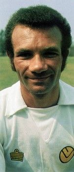 Paul Reaney. Never saw George Best have a good game against him.