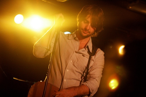Please, Santa?! Robert Schwartzman is the only thing I want for Xmas!