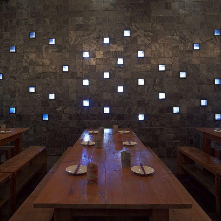 Guu Izakaya, minimalist japanese restaurant in Toronto