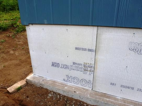 Home Depot Cement Board : Best images about root cellar ideas on pinterest p in