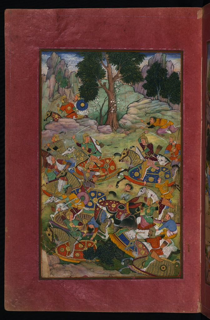 The battle of Panipat and the death of Sultan Ibrāhīm, the… | Flickr - Photo Sharing!