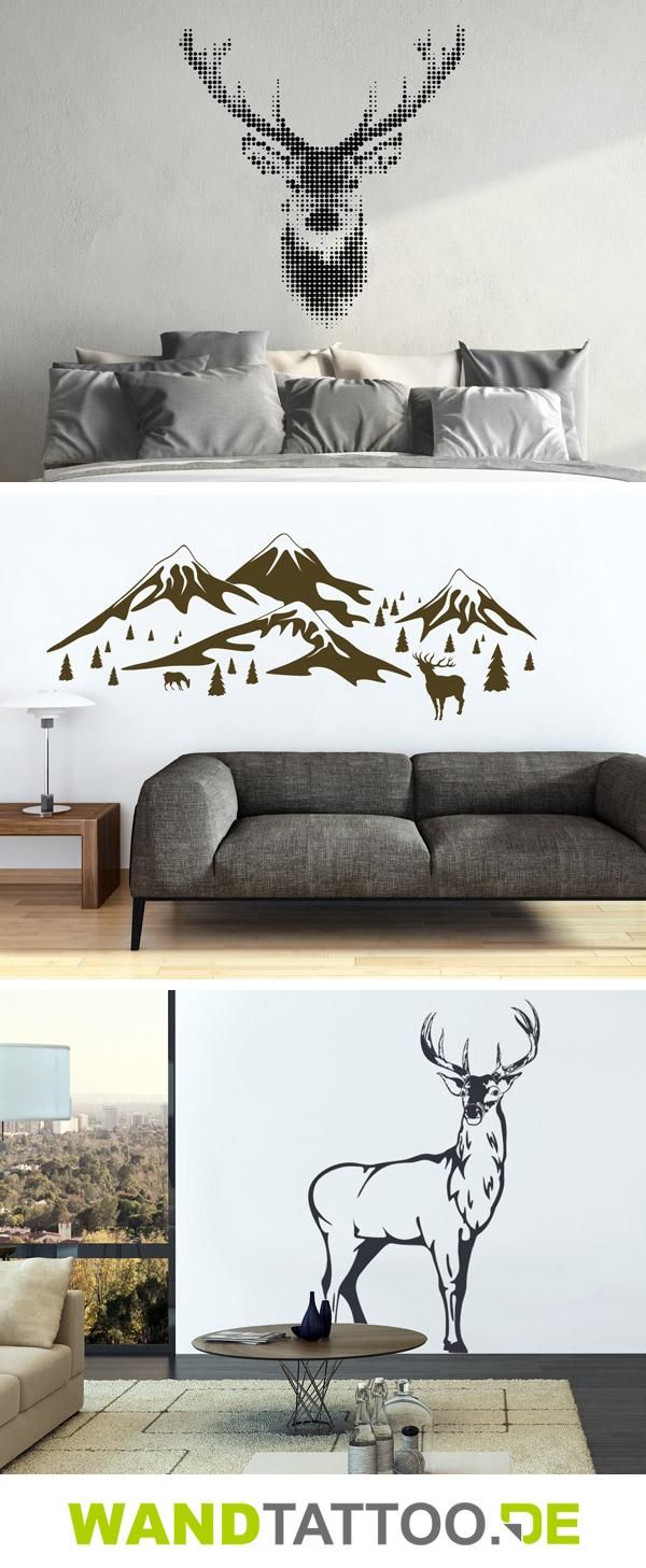 23 best alpen wandtattoos als alpine dekoideen images on pinterest oktoberfest decorations - Alpen dekoration ...