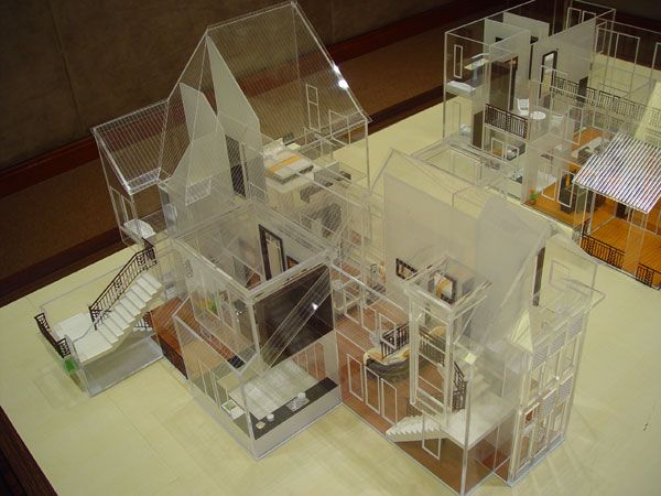 model-paint, Architectural Model, Scale Model, Model Maker