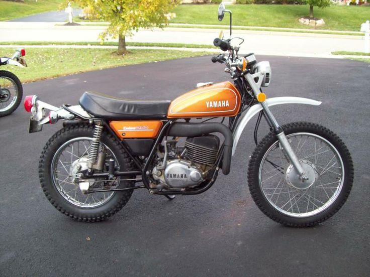 1973- Yamaha DT175