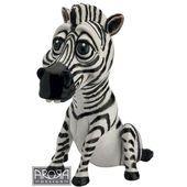 Arora Design - Little Paws - ZARA - Zebra Figurine