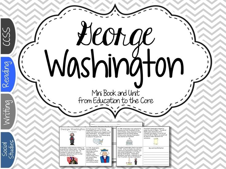 Best 25+ George washington biography ideas on Pinterest