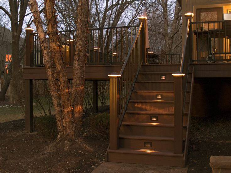 deck lighting ideas. Deck And Patio Building In Overland Park Leawood Lighting Ideas