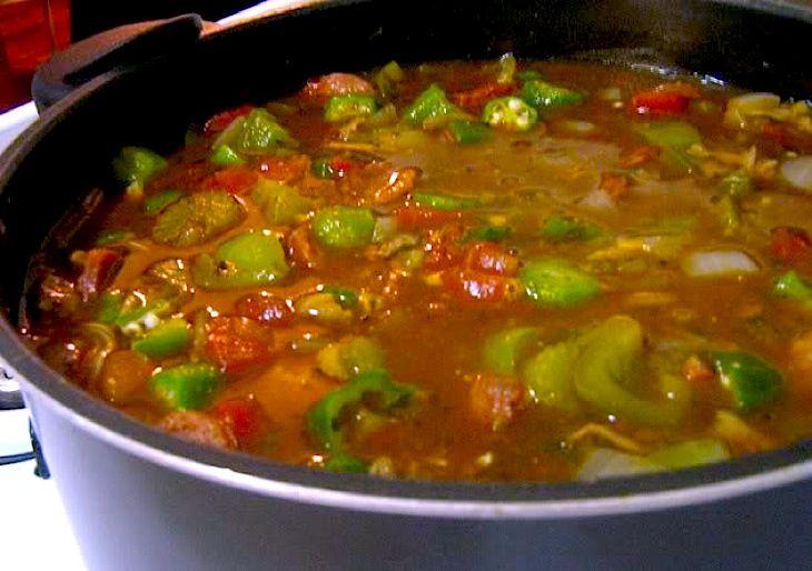 Easy turkey gumbo soup recipes