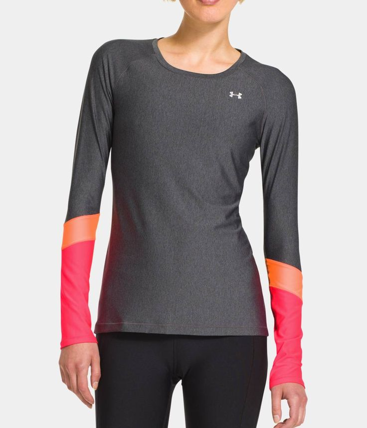 Women's HeatGear® Armour Novelty Long Sleeve | Under Armour CZ