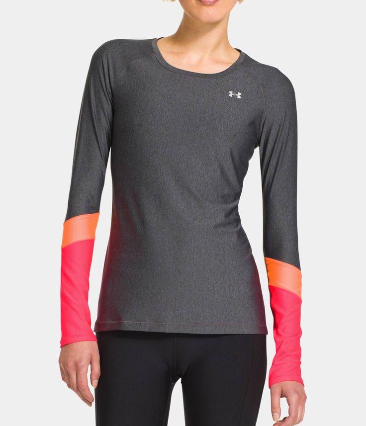 Women's HeatGear® Armour Novelty Long Sleeve | Under Armour CZ