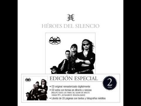 Heroes Del Silencio DECADENCIA