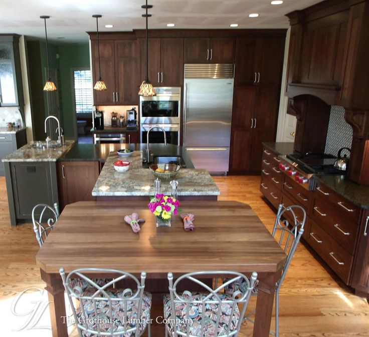 17 Best Images About Walnut Wood Countertops On Pinterest Butcher Blocks Butcher Block