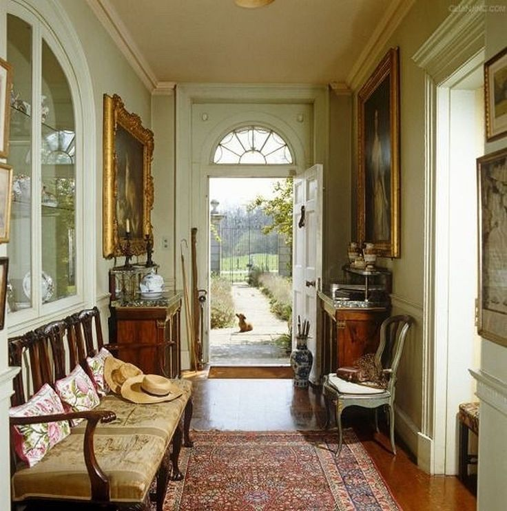 80 english country home decor ideas 64