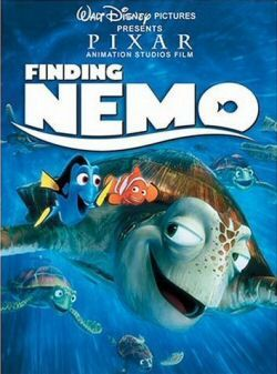 Finding Nemo - I think I did watch this movie 100 times when the kids were little.