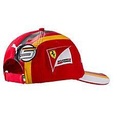 Ferrari Replica Vettel Hat - US