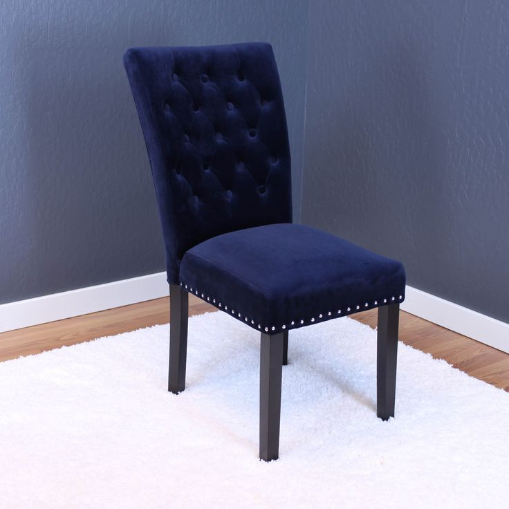 17 Best Ideas About Tufted Dining Chairs On Pinterest