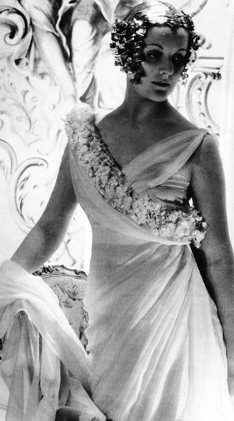 Diana Mitford by Cecil Beaton