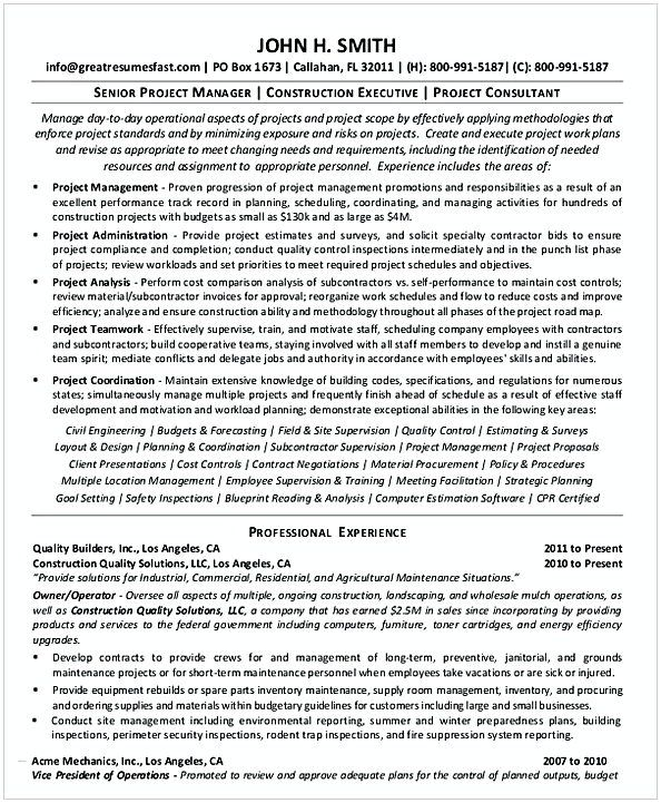 Best 25+ Project manager resume ideas on Pinterest Project - facilities manager resume