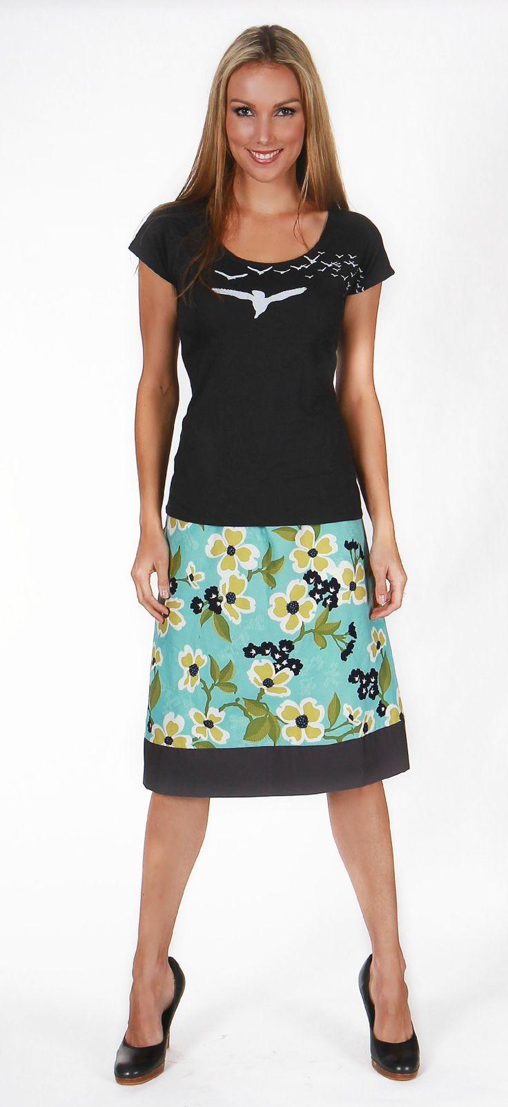 Bloom Reverse Skirt