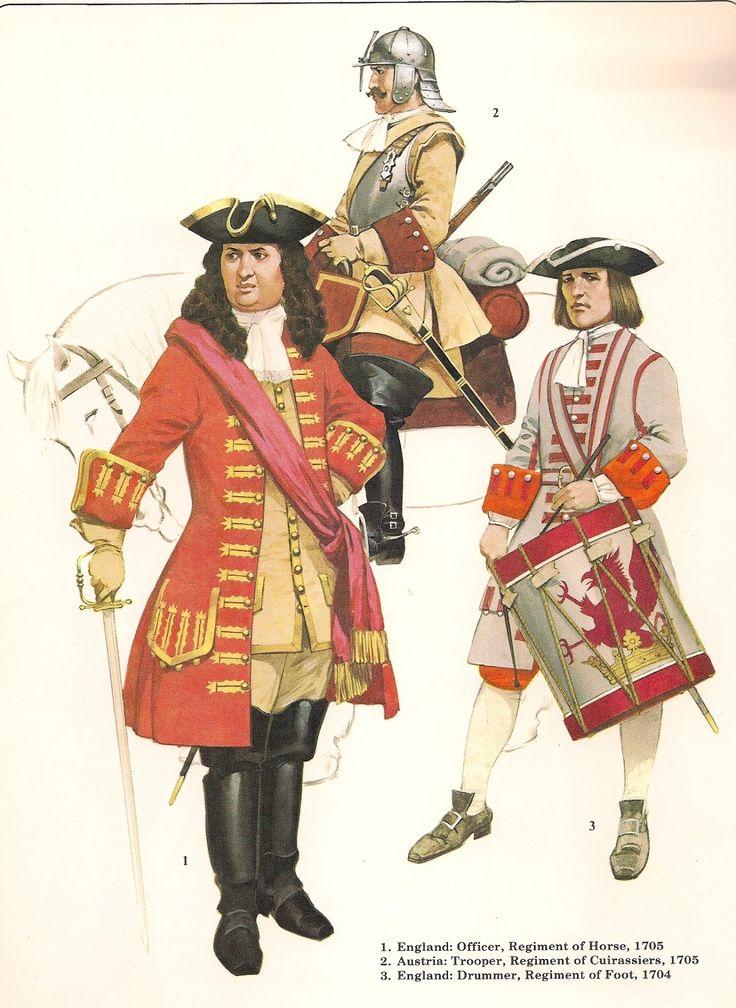 MINIATURAS MILITARES POR ALFONS CÀNOVAS: LA EPOCA DE MALBOROUGH, 1702- 1711, por ANGUS McBRIDE