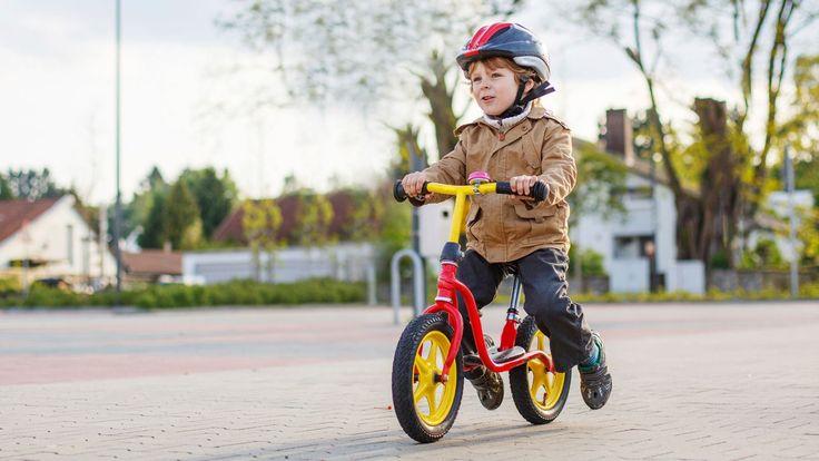 11 gode begyndercykler til børn