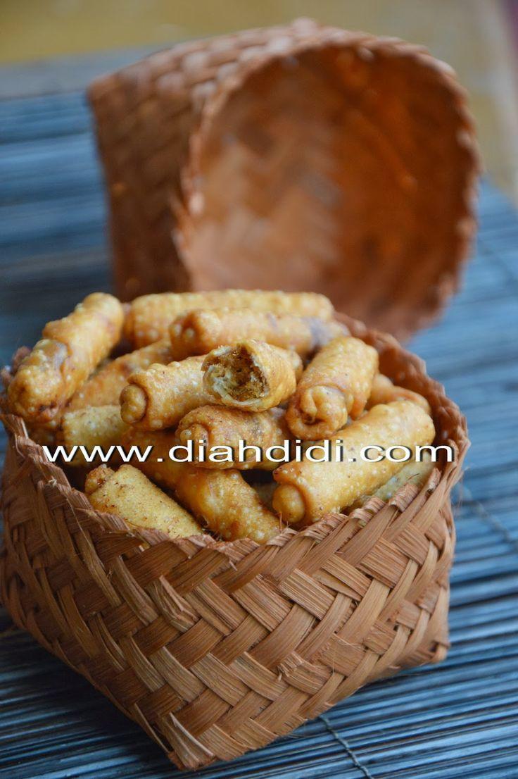 Diah Didi's Kitchen: Sumpia Udang