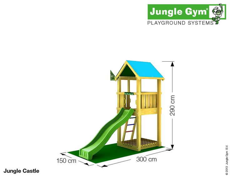 16 best jungle gym images on Pinterest | Children playground, Play ...