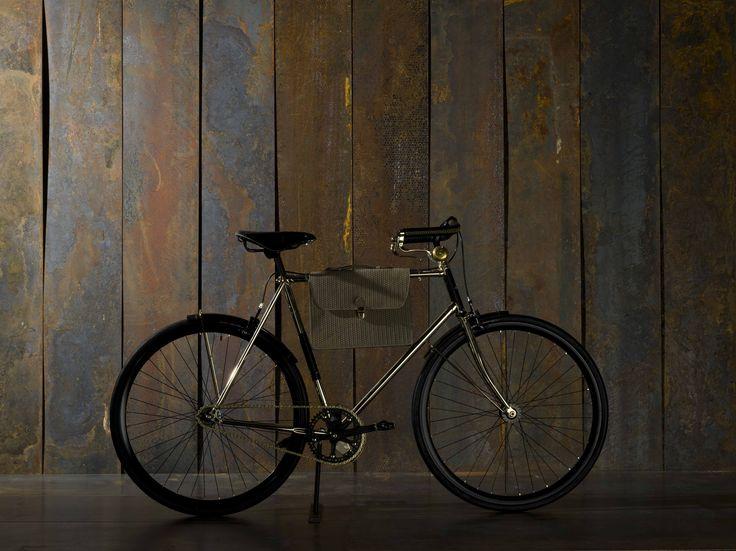 Isidoro bike by Amerigo Milano