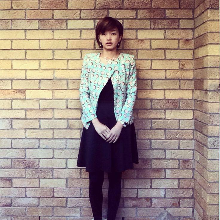 Today's look  | skirt @frenchconnection_au | necklace @swarovski | #corporatestyle #corporatefashion #corporatechic #workwear #ootd #whatiwore #lookoftheday #everydaystyle #styleinspo #lookbook #instafashion #instastyle #fashionphotography #corporatewear #asianfashionmodel #workfashion #fashiongram #stylegram #fashioninspo #时装 #おしゃれ  #australianfashionblogger #australianfashionlabels #fashionandfeline #frenchconnection #swarovski #springstyle #springlook #statementjacket
