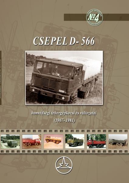 Csepel D566
