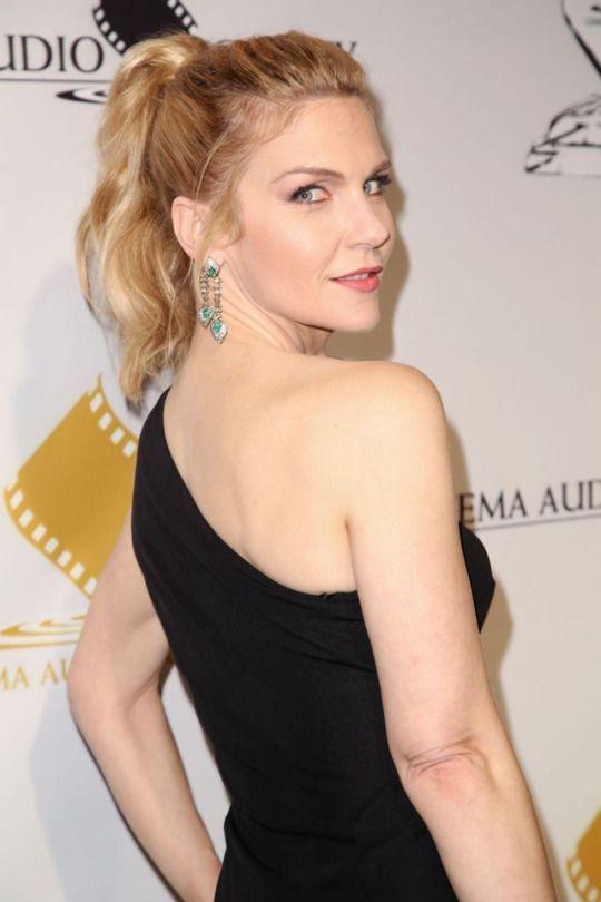 Rhea Seehorn at Cinema Audio Society Awards, Los Angeles (19 February, 2017)