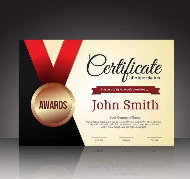 Arquivo Digital Certificado Editaveis Em Corel Draw Mas De 500