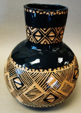 1000 Images About Sgraffito On Pinterest Serving Bowls