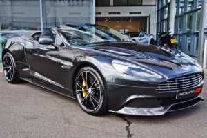 Used Aston Martin Vanquish for Sale - RAC Cars