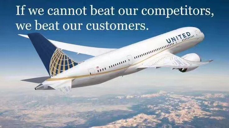 Fly the Fascist Skies of United