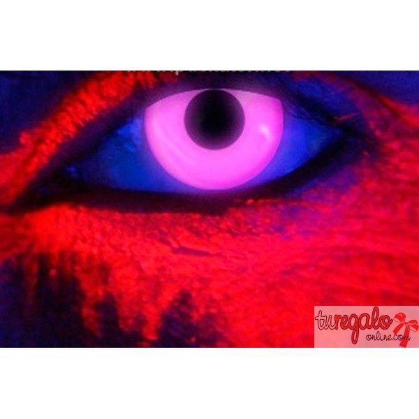 Lentillas de fantasía color violeta fluorescente (anuales). Comprar LENTILLAS de COLORES y de FANTASÍA Online. Tenemos las mejores LENTILLAS de COLORES sin GRADUACIÓN para tus OJOS. Regala LENTILLAS de Colores.