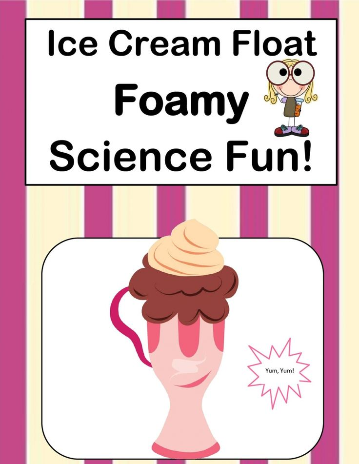 how to make ice cream science project