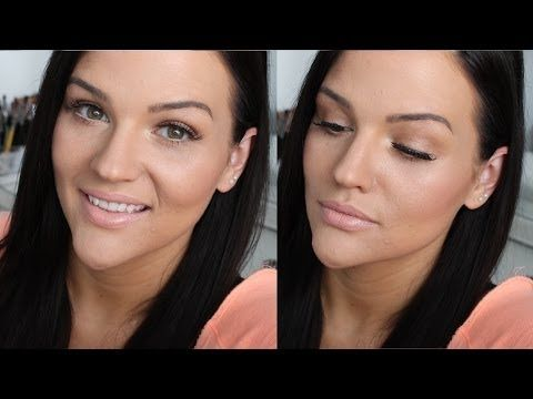 """""""Naturally"""" Flawless Makeup Tutorial 