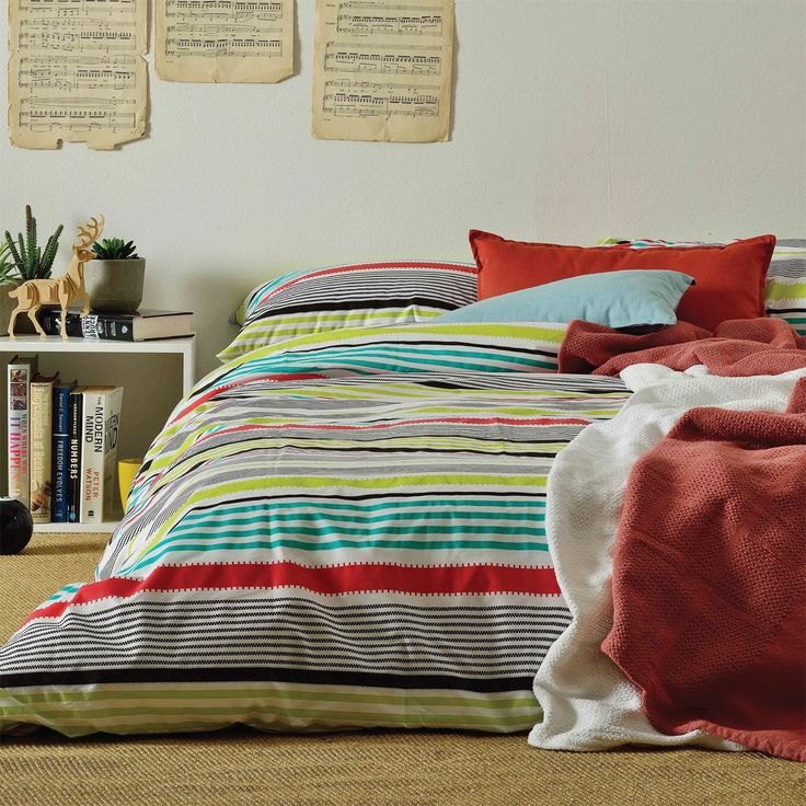 Billie Duvet Cover Set