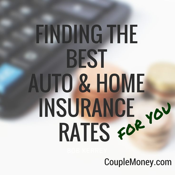 Want to get the best auto amp home insurance rates learn how to quickly