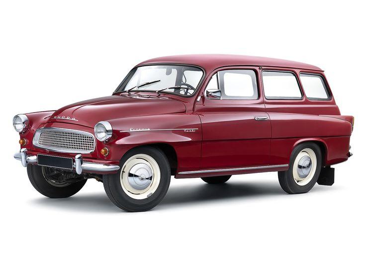 1961-71 Škoda Octavia Combi