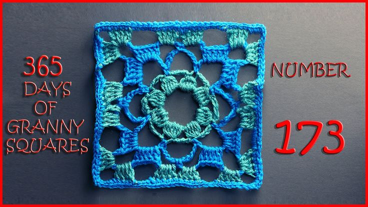 365 Days of Granny Squares Number 173