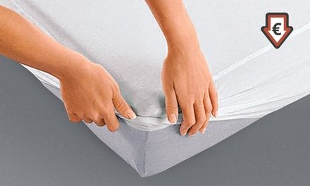 Ce protège matelas est disponible en 4 dimensions et vise à protéger le matelas des acariens