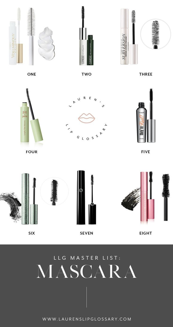 Top Mascara Picks For 2019 Lauren S Lip Glossary By Lauren Will Best Mascara Mascara Top Mascaras