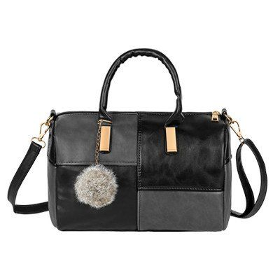 Casual Small Hand and Shoulder Bag in 3 Different Colours