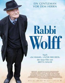""""""" Rabbi Wolff """"  ein Dokumentarfilm von Britta Wauer    l    ich glaube der wundervollste Film den ich je in meinem Leben gesehen habe - Rabbi William Wolff berührt mein Herz !"""