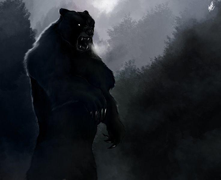 Оборотни медведи картинки